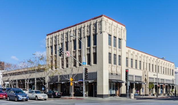 Builders Exchange Building at 1501 – 1509 4th Street; Photo credit Brian Thomas Jones