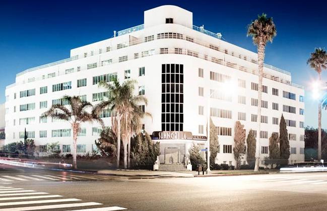 Shangri-La Hotel on Ocean Avenue; Photo credit Shangri-La Hotel