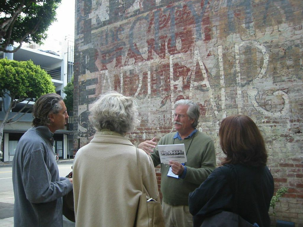 winston chappell docent tours