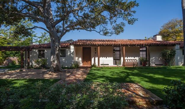 Zinner House, 2101 La Mesa
