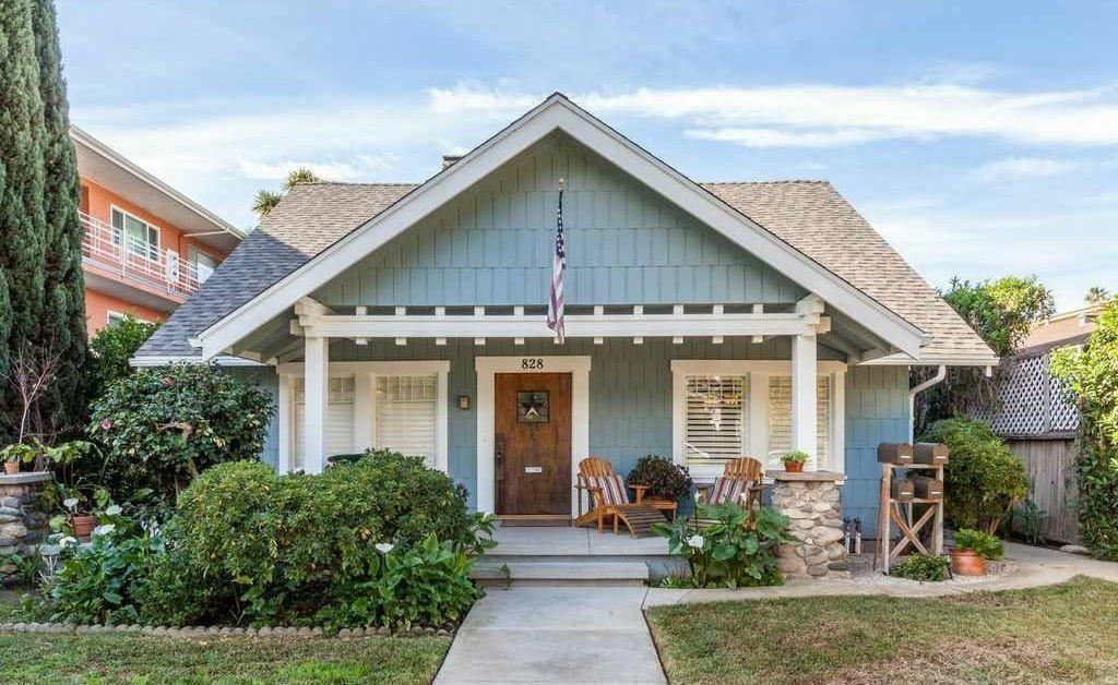 Kuyama Residence, 828 7th Street; photo credit Shooting LA