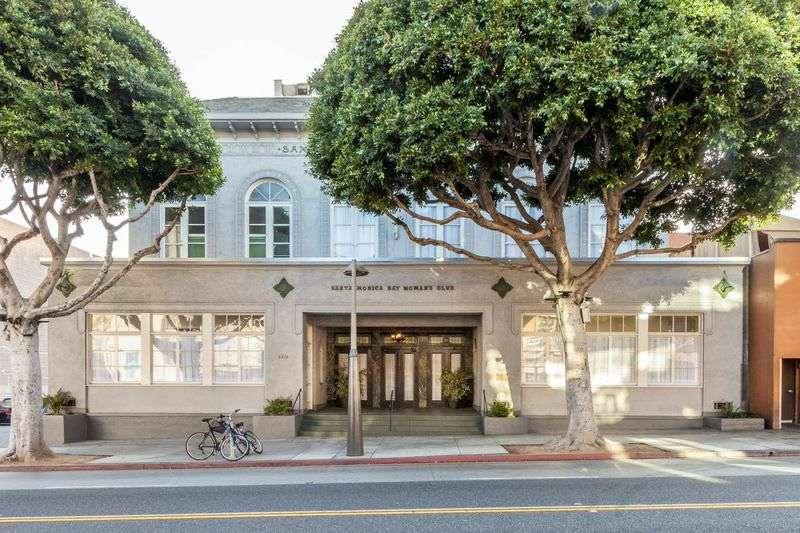 Santa Monica Bay Woman's Club, 1210 4th Street; photo credit Shooting LA