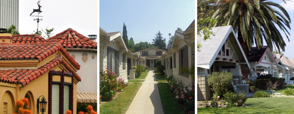 L a historic neighborhoods conference growing up with for Best neighborhoods in los angeles for singles